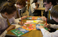 'Global Citizens in the Making' Launches at Craigie High