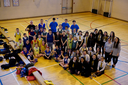 Basketball tournament for cluster primaries