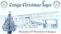 Craigie Christmas Fayre