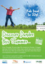Discover Dundee this summer - travel offer