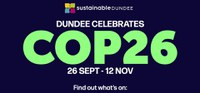 Dundee Cop26 Events Programme