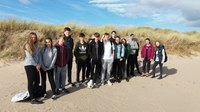 Geography Field Trip to Tentsmuir Forest