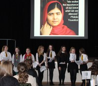 Girls' Assembly to mark International Womens' Day