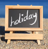 In-service and mid-term holidays
