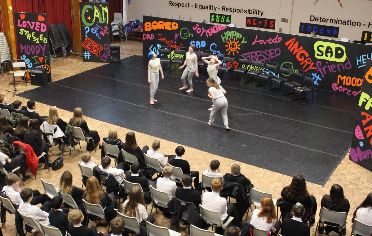 NHS drama/dance workshop