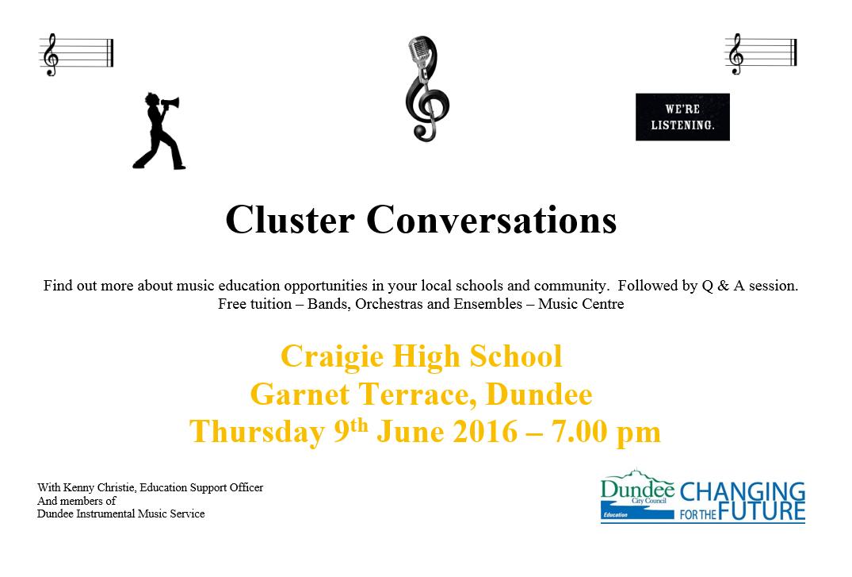 Open Evening - Music education opportunities