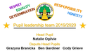 Pupil Leadership Team