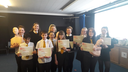 Pupils complete CPR Workshop