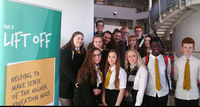 S4 Liftoff at Dundee & Angus College