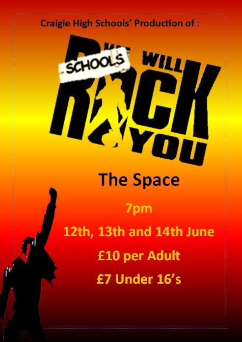 School Show - Coming Soon!